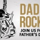 Father's Day at The Hard Rock Cafe