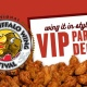 2018 VIP Party Deck at the National Buffalo Wing Festival