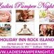 Ladies Pamper Night® - Buffalo New York