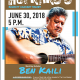 SLACK KEY MASTER BEN KAILI PERFORMS AT KEAUHOU SHOPPING CENTER'S HUI KAKOʻO BENEFIT CONCERT