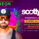 Scotty Boy Neon beach take over $2 drinks all night