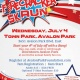 Avalon Park Firecracker 5K Run