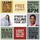 Stress is Killing your Joy!