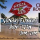 Sunday Funday w/ April Red debuting at Mr. Joe's Off The Beach!
