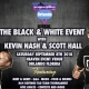 Scott Hall and Kevin Nash at The Black And White Event