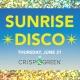 Sunrise Disco - Solstice Yoga Dance Party
