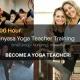 200 Hour Yoga Teacher Training at Pure Yoga