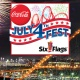 Six Flags July 4th Fest