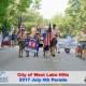 West Lake July 4th Parade