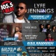 Lyfe Jennings & More live in concert