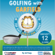 Golfing with Garfield