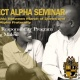 Project Alpha by Xi Phi Lambda Chapter of Alpha Phi Alpha Fraternity