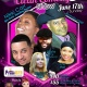 It's Ok 2 Laugh Presents a Dinner & Clean Comedy Show on Father's Day