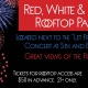 Red, White and Booze - 4th of July Roof Top Party @ Mellow Mushroom on Broadway