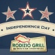 Rodizio Grill Fireworks Grilling Party
