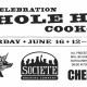 Chef Celebration Whole Hog Cookout at Societe Brewing Company