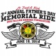 OFHF-3rd Annual Father's Day Memorial Ride