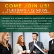 Referrals are Us Business Networking Tuesday Carrolwood Black Rock Grill