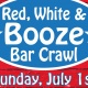 Wilmington Red, White and Booze Bar Crawl