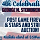 July 4th Celebration with the Tampa Tarpons