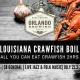 Louisiana Crawfish Boil (All you can Eat)