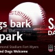 Dawgs Bark at the Park