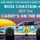 Caddy's Nascar Daytona Car Pit Stop
