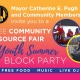 FREE COMMUNITY RESOURCE FAIR Youth Summer BLOCK PARTY