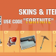 Get the latest information about new skins of Fortnite from MMOAH