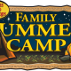 Family Summer Camp 2018