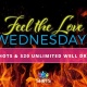 Feel The Love Wednesdays at SHOTS Orlando