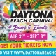 DAYTONA BEACH CARNIVAL WEEKEND PASS