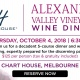 Chart House Alexander Valley Melbourne, FL Wine Dinner