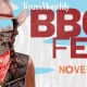 Texas Monthly BBQ Fest 2018 Weekend: November 3-4
