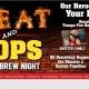 Heat and Hops Craft Brew Night