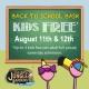 Back to School Bash with Sarasota Jungle Gardens