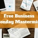 Business Monday Mastermind