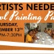 Empty Bowls Painting Party II