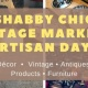 Holiday Bradenton Shabby Chic Vintage Market & Artisan Day