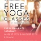 GET FIT WITH FREE YOGA CLASSES AT SALT AT OUR KAKAʻAKO