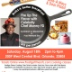 Celebrity Cooking Class