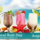 National Rum Day at Blue Harbour