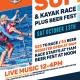 SUP and Kayak Race