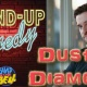 Dustin Diamond at Iron Oak Post
