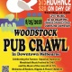 Woodstock Pub Crawl Downtown Melbourne 2018