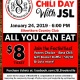 Have a Chili Day with JSL