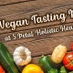 Vegan Tasting Party with the Grounded Gourmet