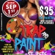 TRAP AND PAINT ST PETE LABOR DAY WEEKEND