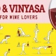 Vino & Vinyasa | Fun Yoga For Wine Lovers