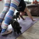 Pup Active Rescue Dog Yoga